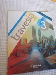 Livro de Espanhol Travesía 3 para Ensino Médio