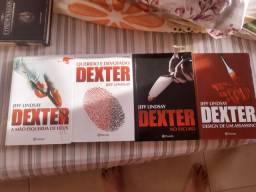 Coleção livros Dexter - Jeff Lindsey