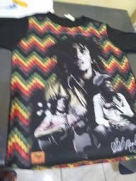 Vendo camisa nova do reggae