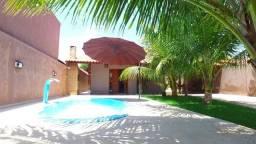 Casa na Praia Françes 3 quartos com piscina