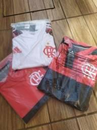 Camisa de Time 2021 Flamengo Lançamento