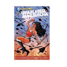 Mulher-maravilha Volume I Sangue Novos 52 Panini Lacrado !!!