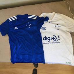 Camisas Cruzeiro