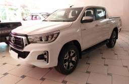 Toyota hilux srx 2.8 tdi 4x4 2019