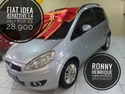 Fiat Idea 1.4 2012 R$28.900 #aprova tudo