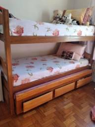 Tri cama