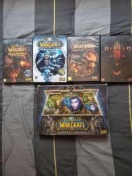 World of Warcraft + Diablo 3
