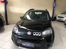 Fiat Uno Way 1.0 2015 completo único dono