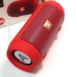 Oferta! Mini Caixa de Som Bluetooth Altomex Som Portátil