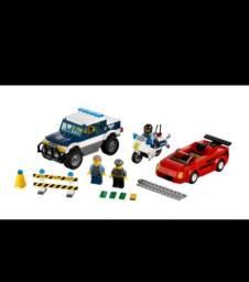 Lego city 60007 Perseguição policial