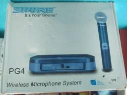 Microfone Shure G4