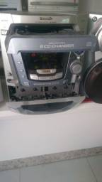 Som Panasonic SA-AK500 MP3