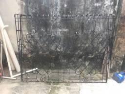 Grade de ferro