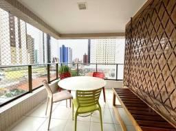 Apartamento com 3 dormitórios à venda, 128 m² por R$ 650.000,00 - Manaíra - João Pessoa/PB