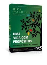 Devocionais: Uma Vida Com Propósitos - Rick Warren.