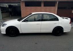 Honda Civic turbo legalizado cautelar aprovado 100% sem ressalva ano 2004