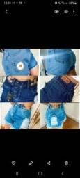 Shorts jeans no atacado modelos 2021