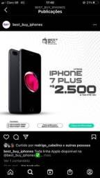 iPhone 7 Plus Vitrine