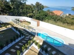 Lindo duplex com vista pra lagoa no bairro Poço Fundo