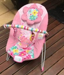 Cadeira de decanso bebe Bright Starts pouquíssimo usada