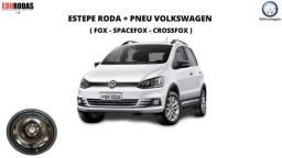 Step Volkswagen Fox Roda De Ferro Original ( R:15 F:5x100 )