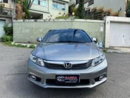 Honda cívic Lxs 2014 completo 1.8 com gnv Injetável
