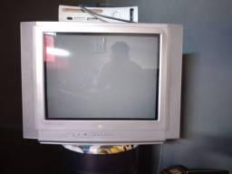 Televisão de 24 polegadas
