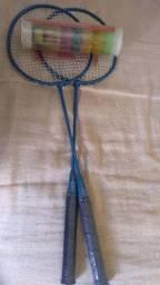 Badminton leader