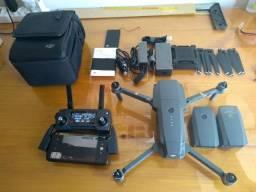 Drone Mavic PRO Fly More Combo - Novo - Baterias com 4, 6 e 7 ciclos