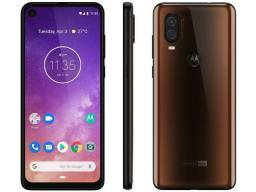Motorola One Vision 128gb 48mp bronze