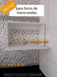 SUPORTE p/ FORNO DE MICRO-ONDAS
