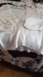 Casaco frio e casacos  feminino. Semi novos. preço pelo pacote com 3.