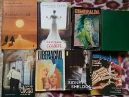 Livros a venda 20 reais cada