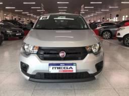 Fiat Mobi Like 1.0 Carro Super Economico 2019 Baixa Km Financiamento Com E Sem Entrada
