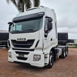 Caminhão Iveco Hiway 440 Cavalo Trucado 6x2 2019