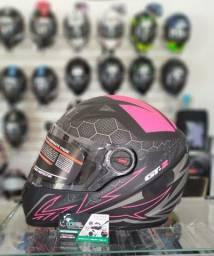 Promoçao capacete fw3
