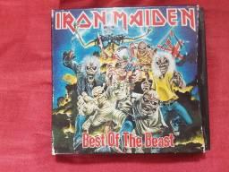 Iron Maiden (Best of the Beast CD duplo)