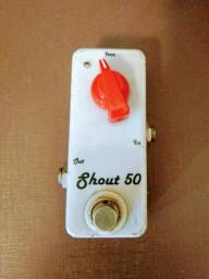 """Pedal Cot 50 """"Tom Tone Effects"""" Overdrive / Booster"""