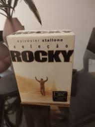 Box Rocky Balboa 5 filmes