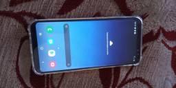 Samsung s8 64gb sem nem um detalhe
