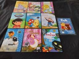 Livros infantis novos