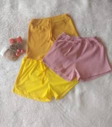 Shorts Tamanho único
