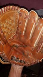 Luva beisebol Wilson usada