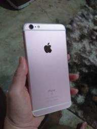 iPhone 6 S Plus, 32GB biometria tudo ok,iCloud no meu nome