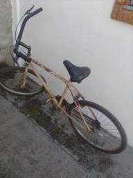 Bicicleta aro 26 guidom praiano