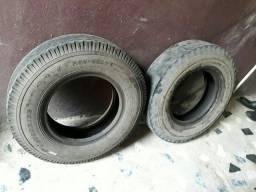 2 pneus 750/16 PRA RECAPAGEM