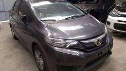 Sucata Honda Fit 2016 116CV 1.5 Flex
