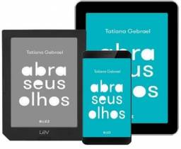 Livro Abra seus olhos -Gebrael,Tatiana Buzz Editora (Edição Digital)