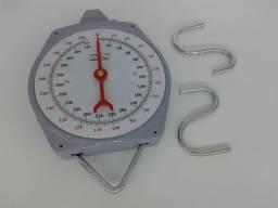 Balança Suspensa Analógica 200kg (Pesagem de Ração, Carne.)