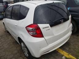 Honda fit 2014 - sucata- mecânica- lataria- acessórios